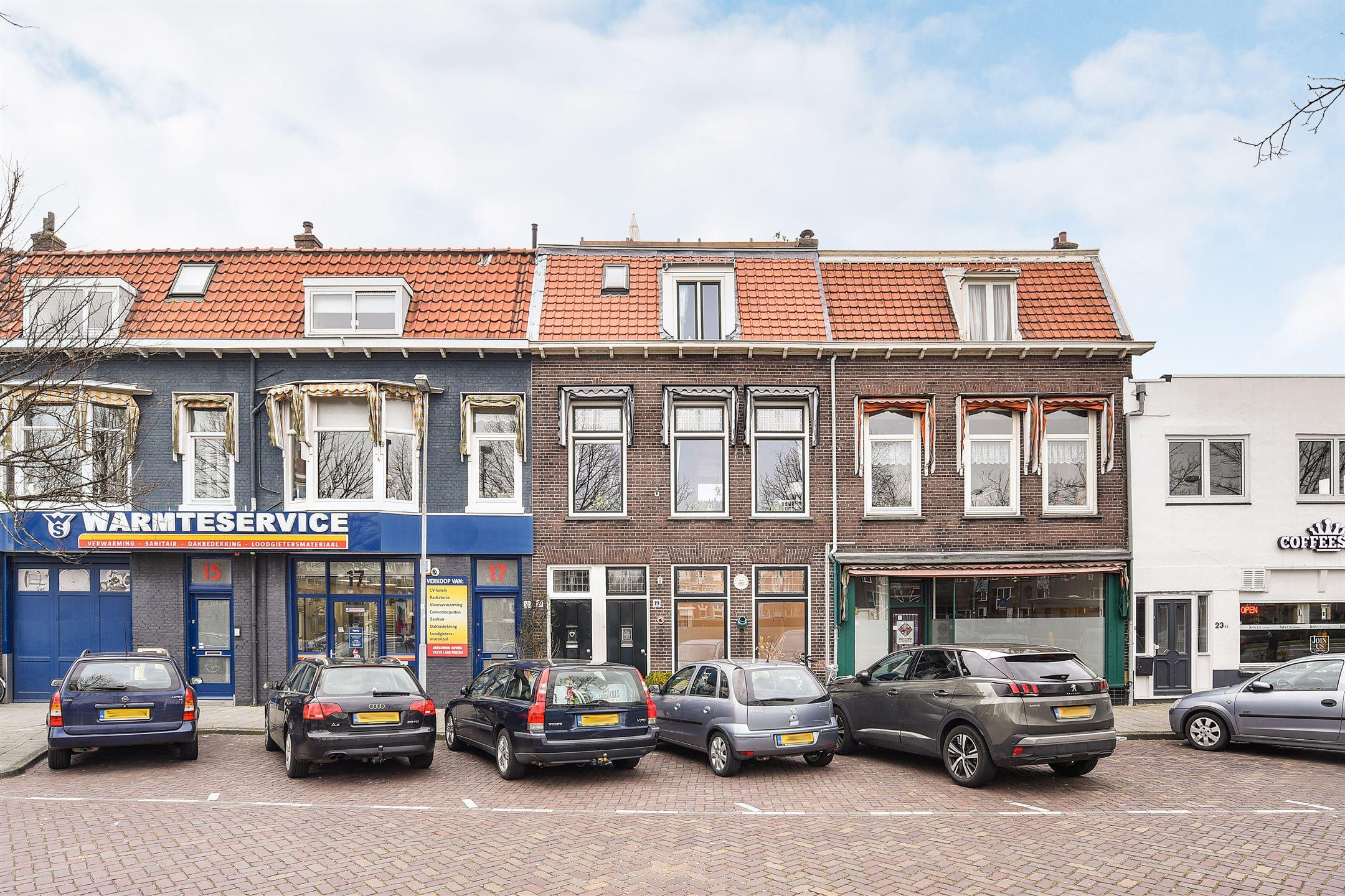 Schalkwijkerstraat Karolingenbuurt Haarlem Oost