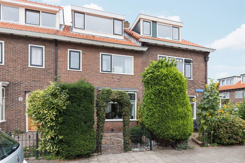 Ten Katestraat Van Zeggelenbuurt Haarlem