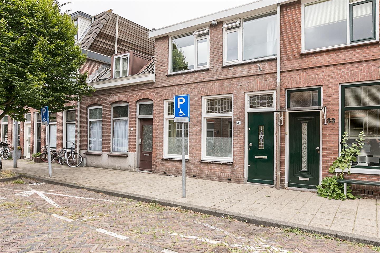 Genestetstraat Amsterdamsewijk Haarlem Oost