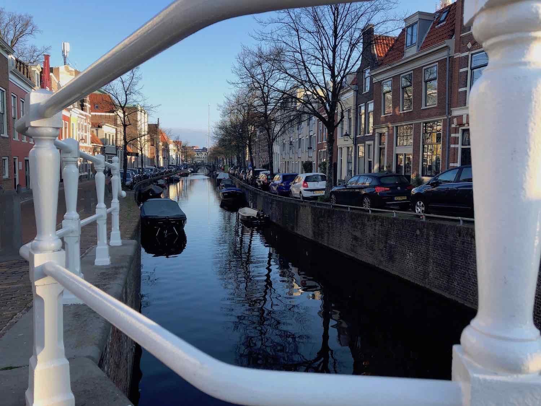 Bakenesserbuurt in Haarlem. Wonen aan de mooie Bakenessergracht.