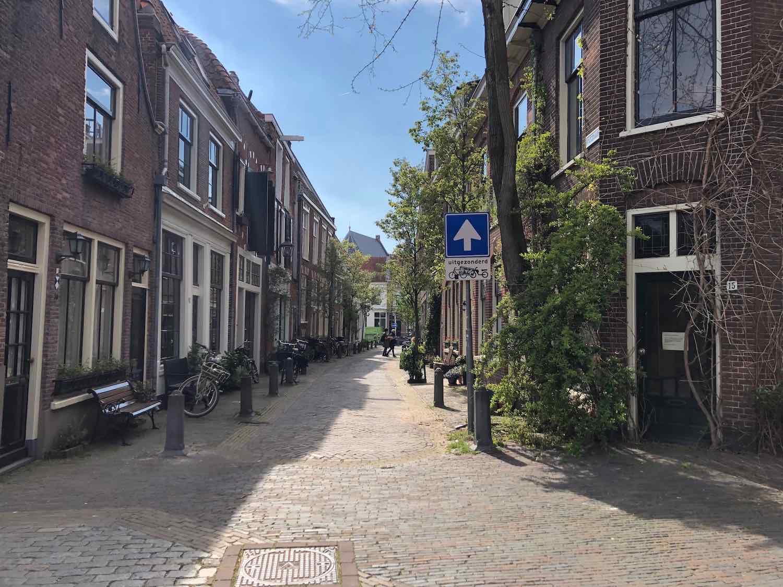 Wonen in de knusse Bakenes in de binnenstad van Haarlem