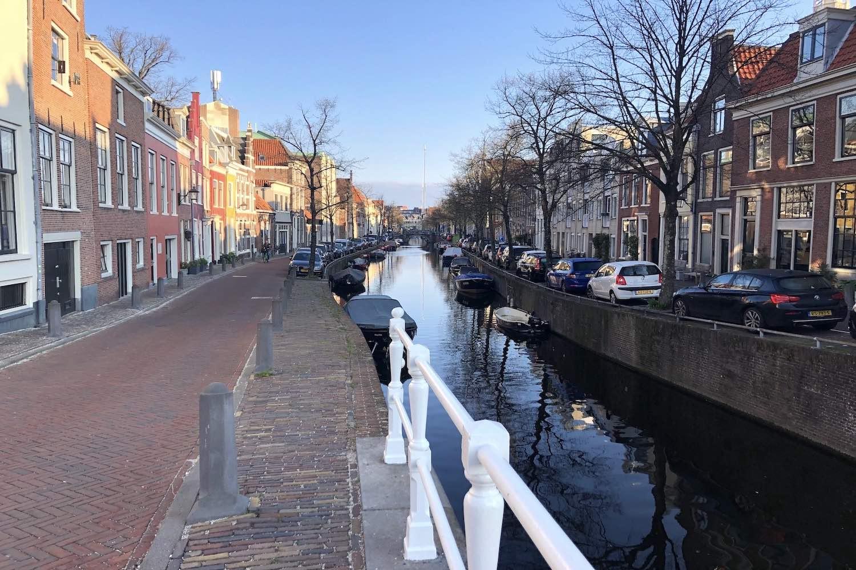 Koopwoningen Bakenessergracht in de Binnenstad van Haarlem