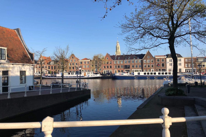 Koopwoningen aan het Binnenspaarne in Haarlem Centrum