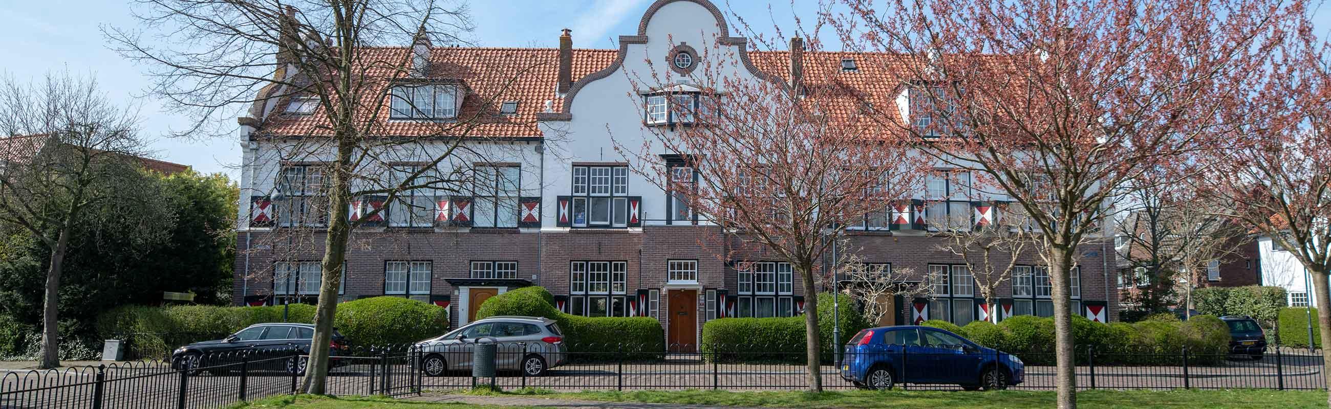 Koopwoningen in de Bosch en Vaartbuurt in het Haarlemmerhoutkwartier