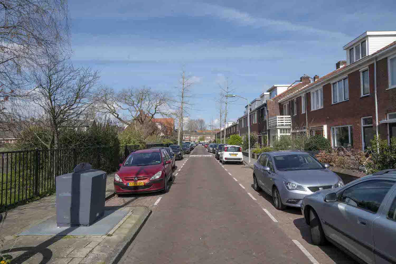 Zeeheldenbuurt Houtvaartkwartier Haarlem Zuidwest Jan Evertsenstraat