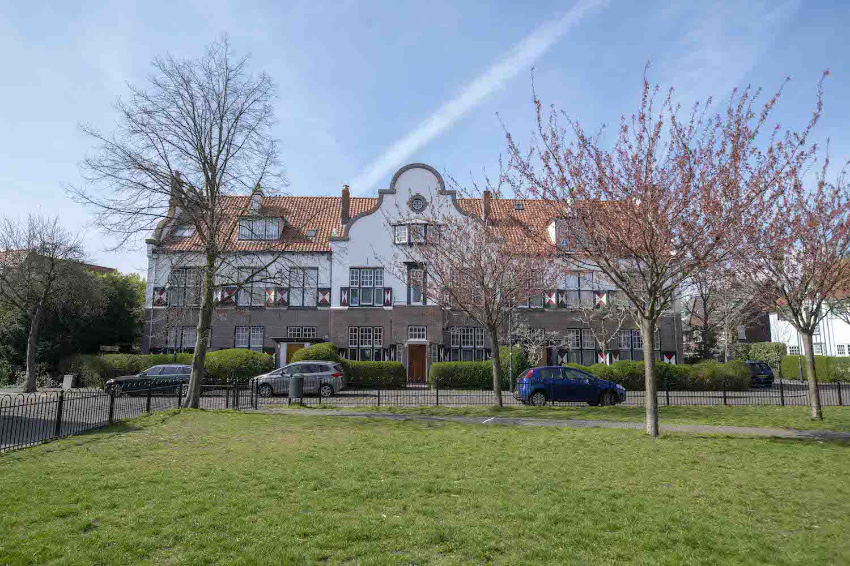 Bosch en Vaart buurt Haarlemmerhoutkwartier Haarlem Zuidwest Berkenrodestraat