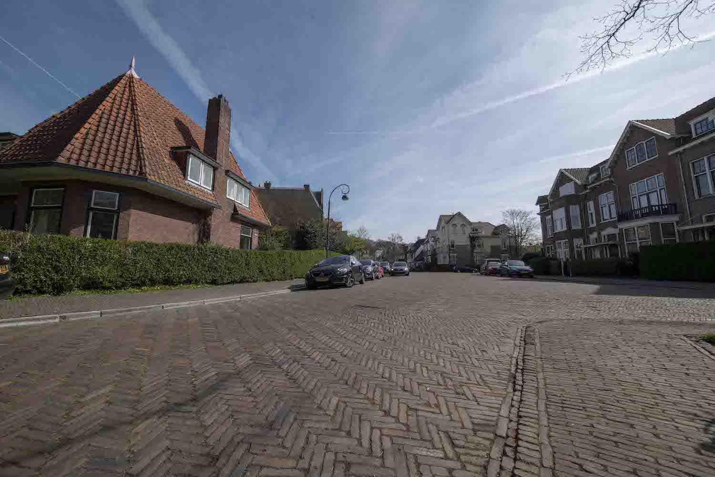 Bosch en Vaart buurt Haarlemmerhoutkwartier Haarlem Zuidwest Zomerluststraat