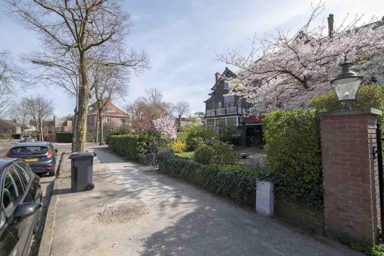 Zuiderhoutbuurt Haarlemmerhoutkwartier Haarlem Zuidwest Churchilllaan