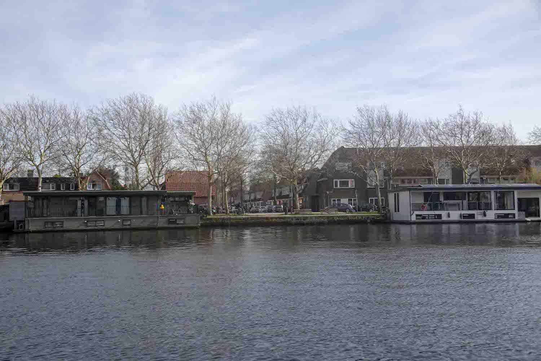 Karolingenbuurt Slachthuisbuurt Haarlem Oost Woonboten Slachthuisstraat