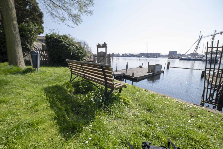 Wonen aan het water Spaarndam Haarlem Noord