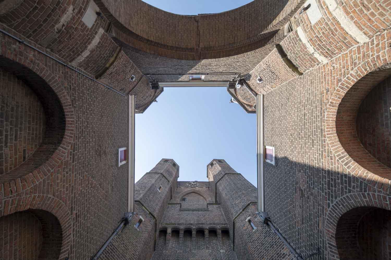 Amsterdamse Poort Binnenzijde Haarlem Oost