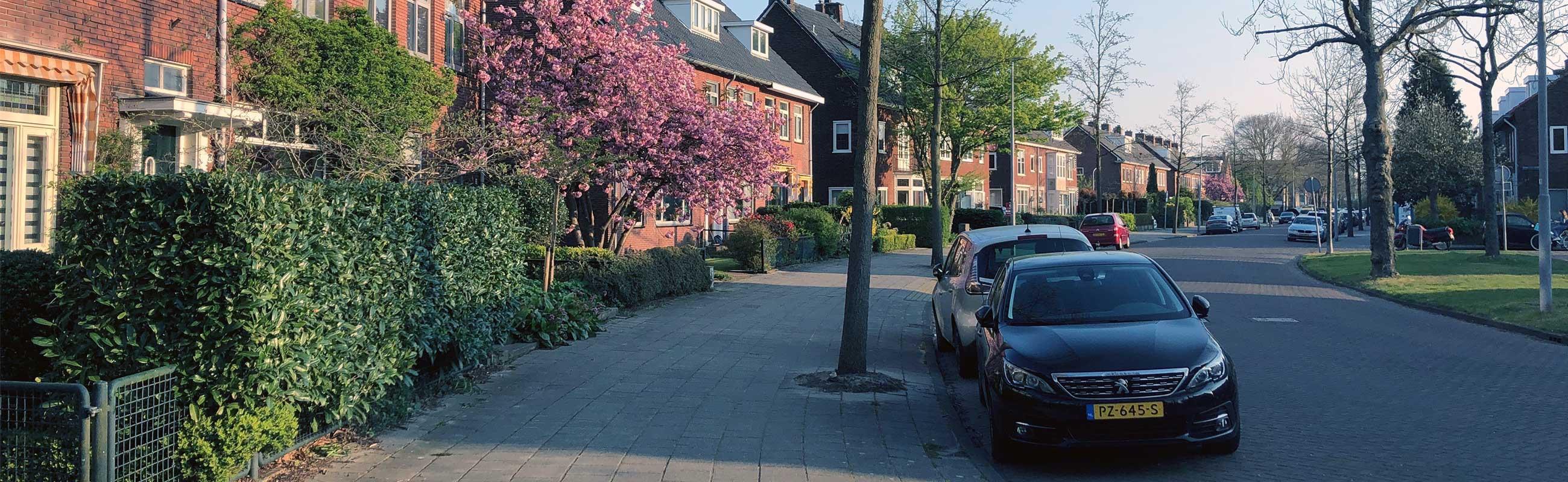 De Krim in het Te Zaanenkwartier in Haarlem Noord.