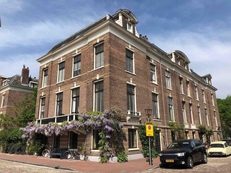 Te koop in de Floraparkbuurt in Haarlem in het Haarlemmerhoutkwartier
