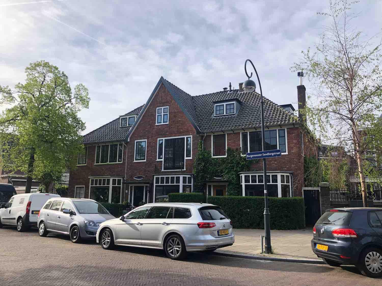Grote klassieke woning te koop in het Garenkokerskwartier in het Zijlwegkwartier in Haarlem zuidwest