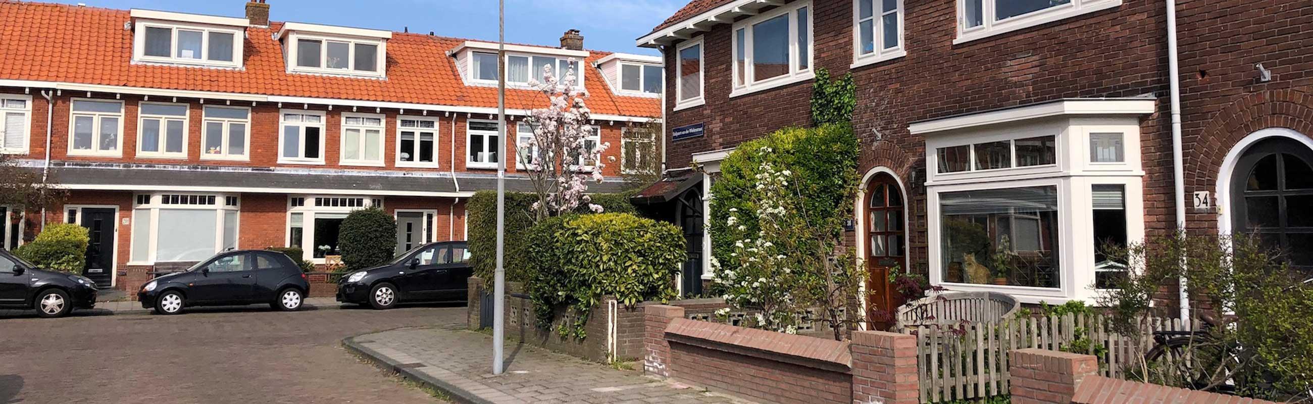 Wonen in een grote arbeiderswoning in Haarlem Noord