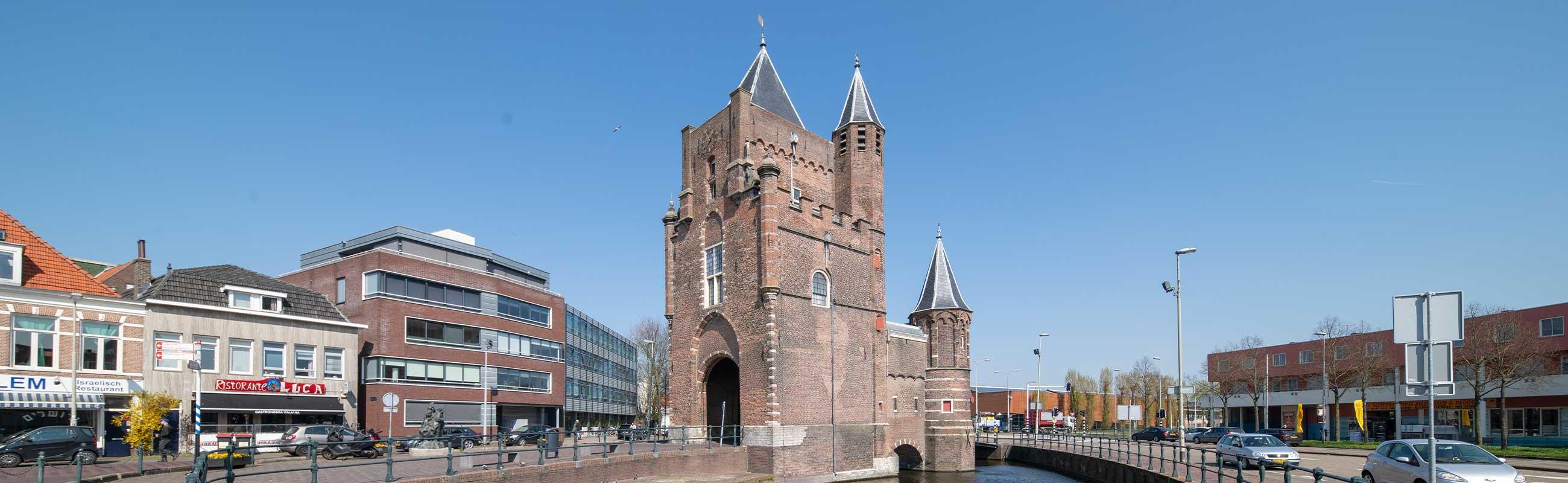 Wonen in Haarlem Oost naast de Amsterdamse Poort.