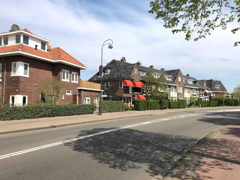 Vrijstaande koopwoningen in het Haarlemmerhoutkwartier in Haarlem