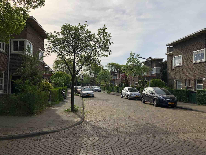 Huizen te koop in de Hasselaersbuurt in het Zijlwegkwartier in Haarlem Zuid-West