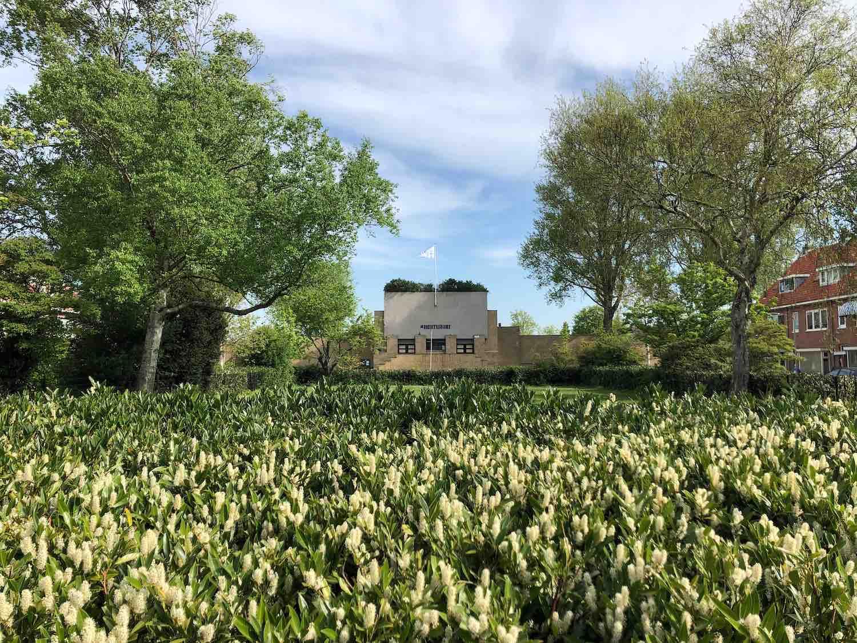 Huis kopen dicht bij het openbare Houtvaart zwembad in het houtvaartkwartier in Haarlem