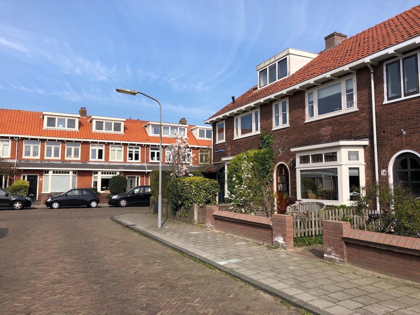Vondelkwartier Haarlem Noord Roemer Viscscherstraat