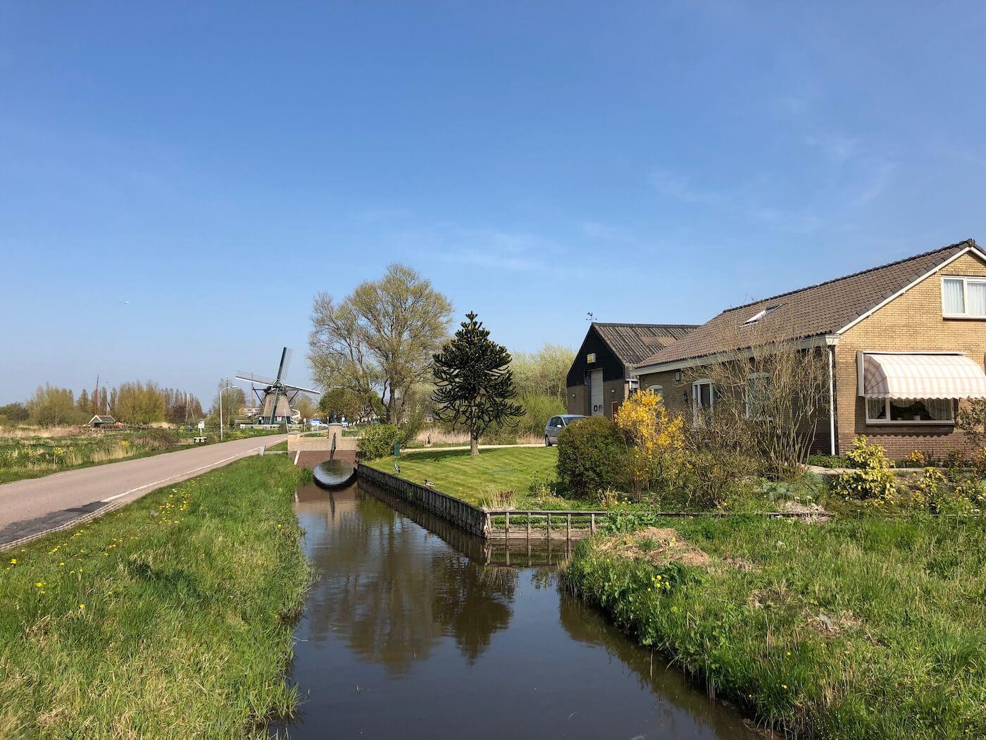 Wonen aan het water in de Veerpolder Waarder en Veerpolder in Haarlem oost