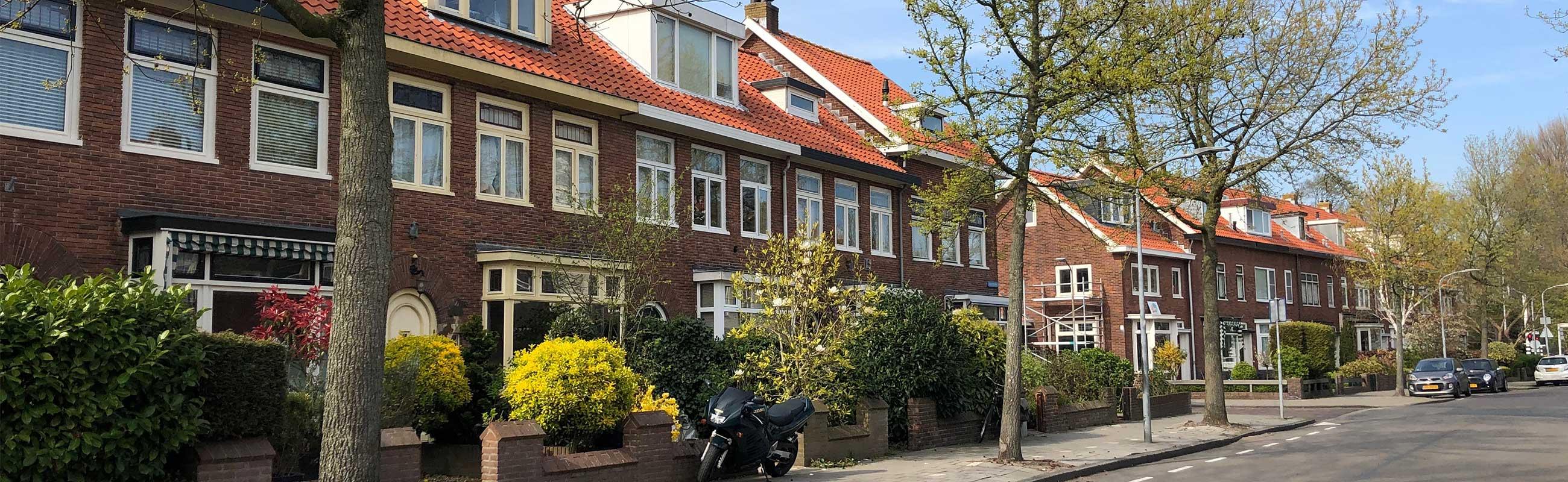 Wonen in het Vondelkwartier in Haarlem Noord.