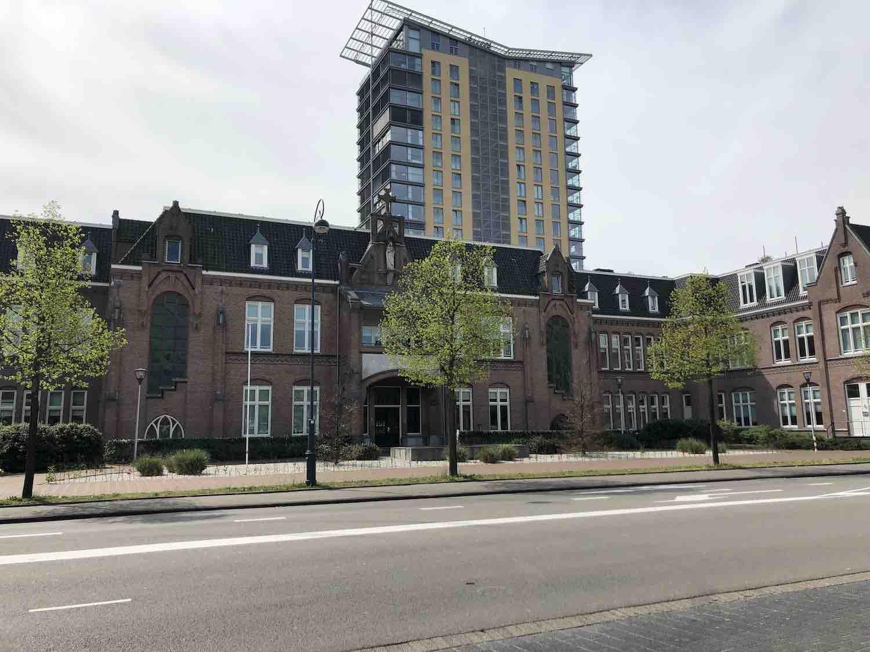 Wonen in een penthous in de Welgelegen buurt in Haarlem in het Haarlemmerhoutkwartier