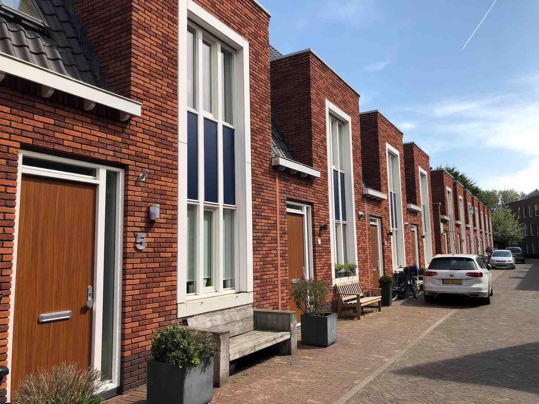 Koopwoningen te koop in de Welgelegen buurt in Haarlem in het Haarlemmerhoutkwartier