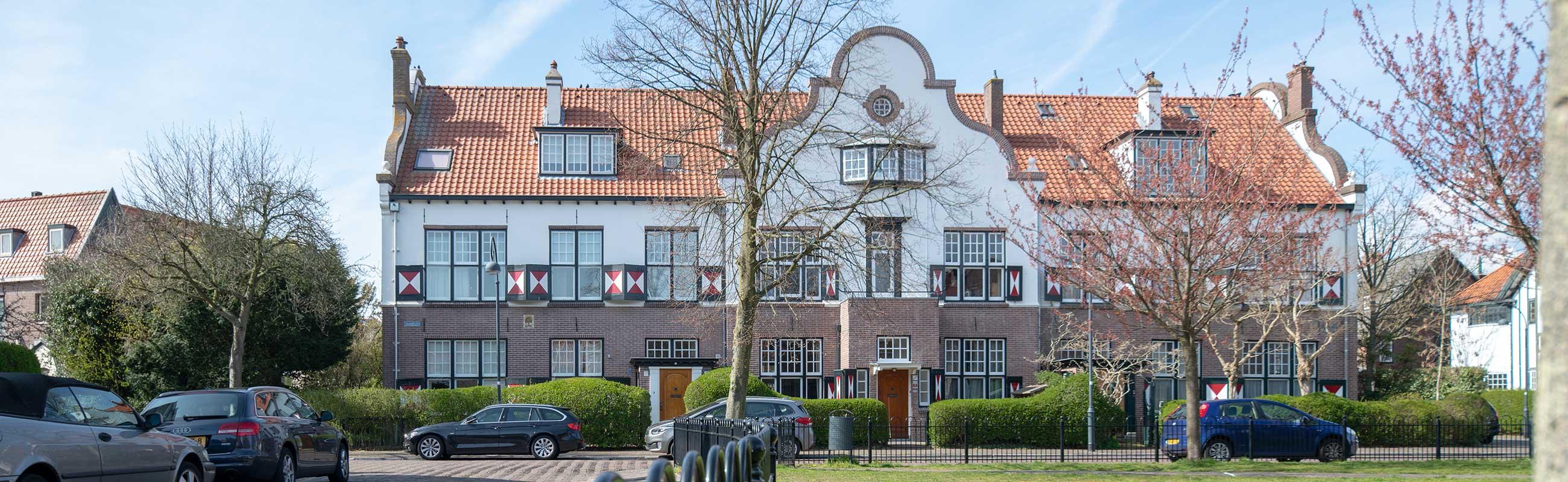 Wonen in een Haarlemse stadsvilla dat is wonen in Haarlem zuidwest.
