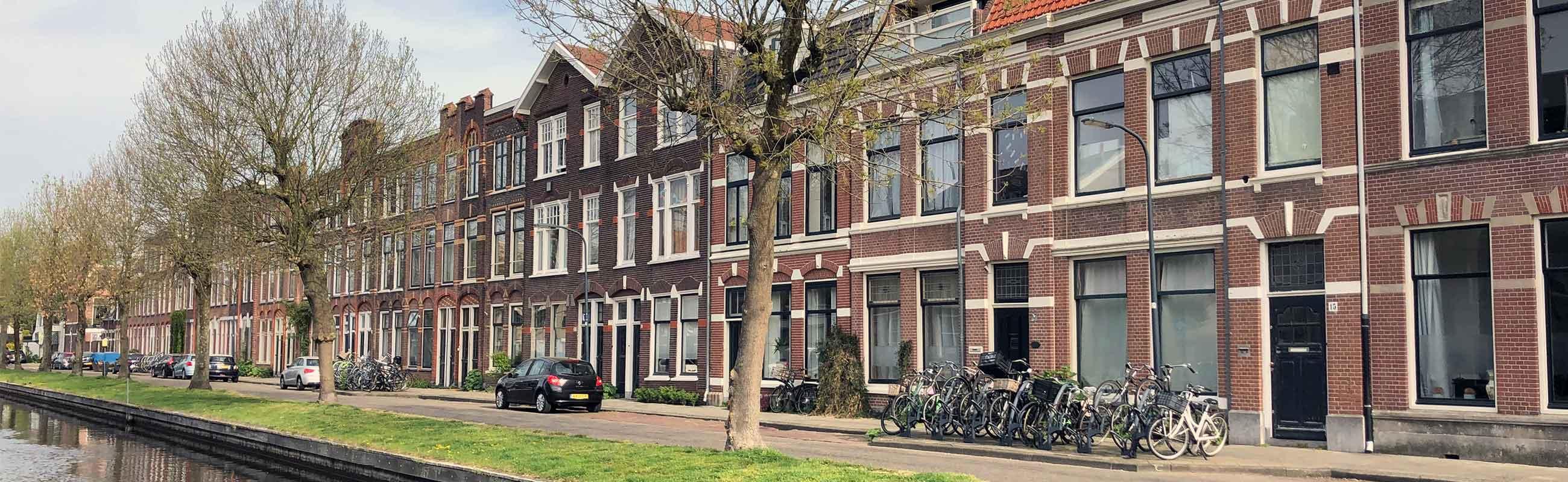 Koop- en huurwoningen in het Zijlwegkwartier in Haarlem Zuidwest